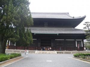 東福寺本殿