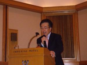 司会進行の澤野正明弁護士