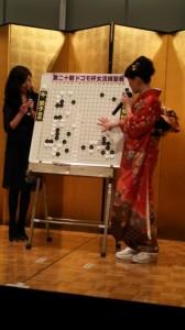 謝さんの棋譜解説